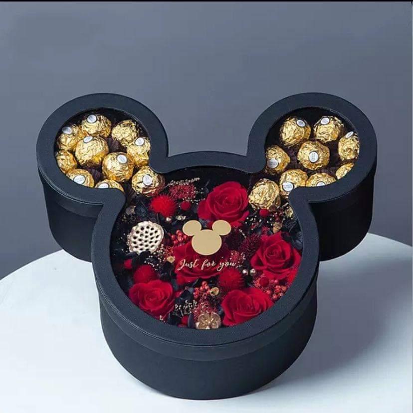 Arreglo de Mickey Mouse